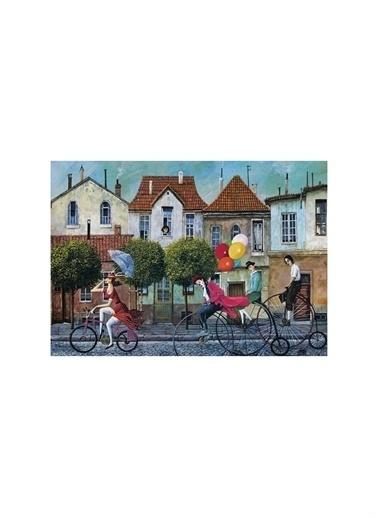 Art Puzzle Art Puzzle Tek Pedal 260 Parça Kutu Puzzle  Renksiz